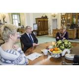 Przedstawicielki Kongresu Kobiet spotkały się z Szefem KPRP