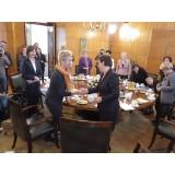 Gabinet Cieni Kongresu Kobiet spotkał się z Premier Ewą Kopacz!